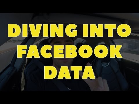 Facebook Ads Stressing You Out? You Need To Start Looking At The Data...