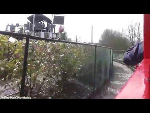 The Hill Train (Upward) On Ride HD POV Legoland Windsor