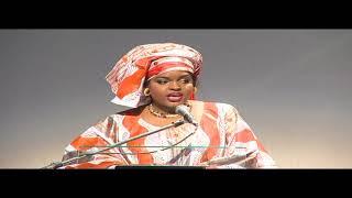 Aicha Djigo Lors De La 5eme édition Du Prix Ragnee