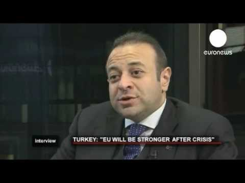 Egemen Bağış interview - The EU must accept Turkey on euronews