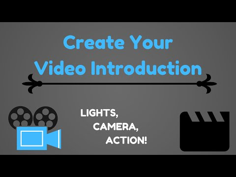 Tips to Create a Video Introduction for Social Media - Get Noticed!