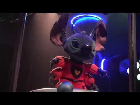 Stitch's Great Escape! - POV HD - Disney World Magic Kingdom Alien Encounter