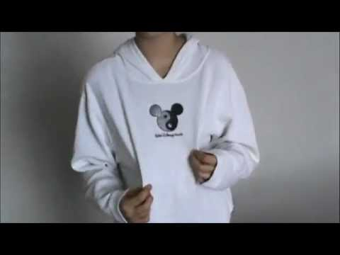 3 outfits: How to make a old sweatshirt look cute!?