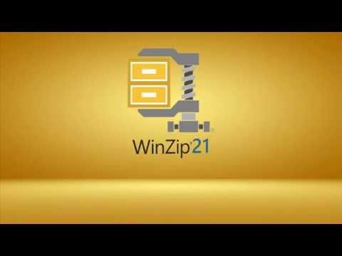 WinZip 21: How to Unzip a File