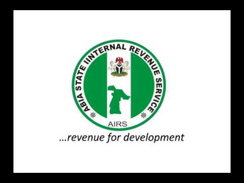 Abia Internal Revenue Service on the Tax Clearance Certificate of  the Governor of Abia State