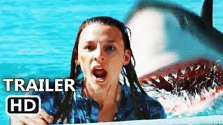 FRENZY Official Trailer (2018) Shark Movie HD