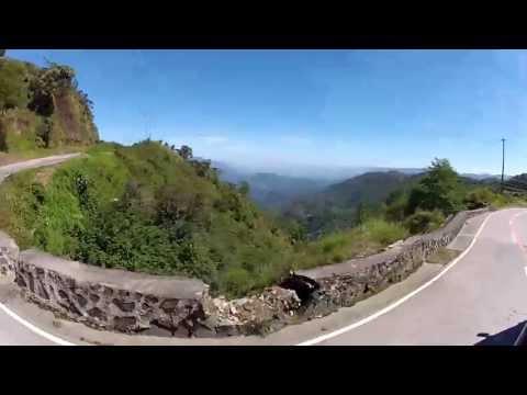 Halsema Highway. From Baguio to Sagada May 6, 2013