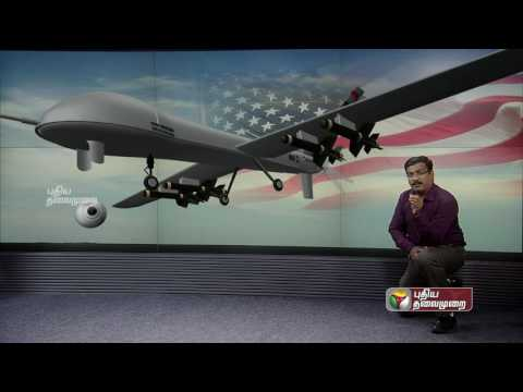How Predator Drone Works?