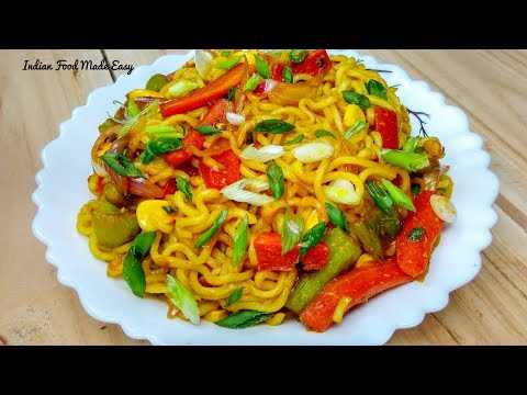 Maggi Recipe In Hindi At Home By Indian Food Made Easy