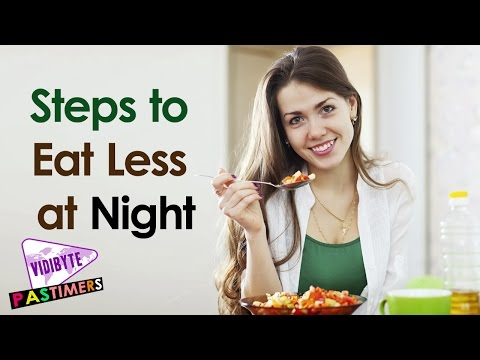 5 Tricks to Prevent Late Night Snacking || Healthy Eating Tips