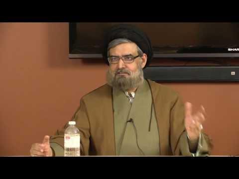 Shisha, Politics, Evolution, Food Issues, & more: Youth Q & A Session - Maulana Syed Rizvi