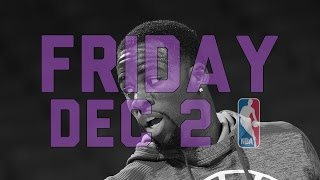 NBA Daily Show: Dec.2 - The Starters