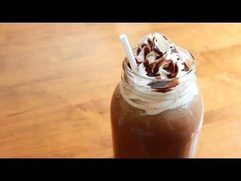 Mocha Frappuccino | 5 ingredients