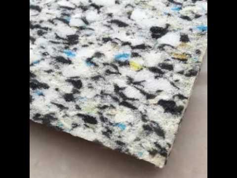 10mm Thick PU Foam Carpet Underlay