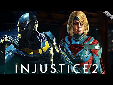 Injustice 2 - Legendary Edition Revealed, New Gear Confirmed!