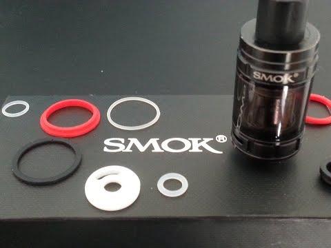 Fix Leaking Smok Tfv8 Baby. Fix Smok TFV8
