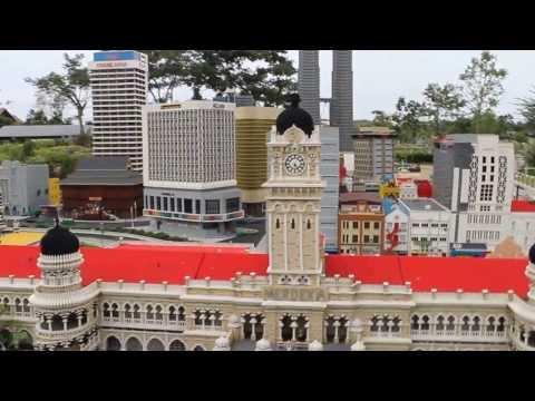 LEGOLAND Malaysia - Miniland Kuala Lumpur