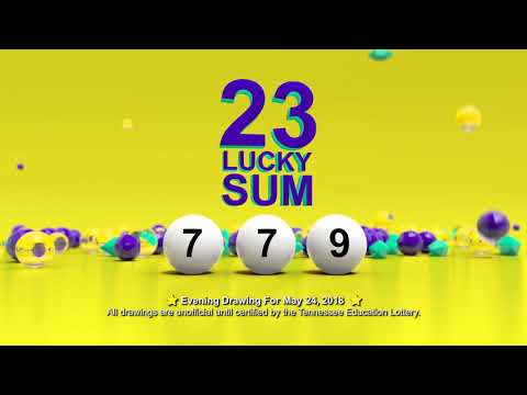 Tennessee Lottery Evening_C3_C4_LS 05/24/2018