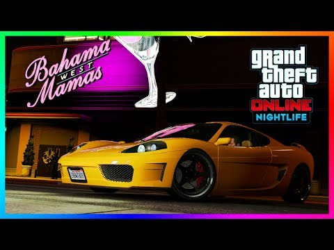 GTA Online Nightclub DLC NEW Leaked Details - Profitable Properties, Business Customization & MORE!