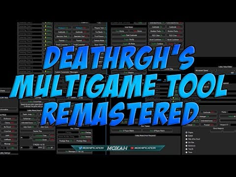 DeathRGH's Multiple Game Mod Tool Remastered | +Download