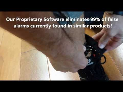 GPS Ankle Bracelets for House Arrest Criminal Offenders - GPS Satellite Monitoring