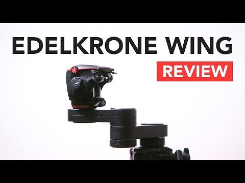 Edelkrone Wing Camera Slider Review for Wedding Filmmakers