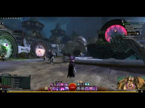 Let´s Play Guild Wars 2 German Deutsch Gameplay Guide - #Farmen Fraktale 40  - #Mesmer Metabuild!
