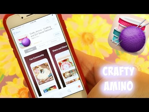 Crafty Amino - An App For Crafters