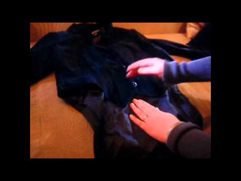 How to make a Tailcoat