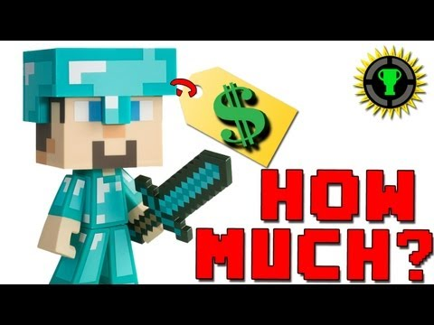 Game Theory: How Much is Minecraft Diamond Armor Worth?