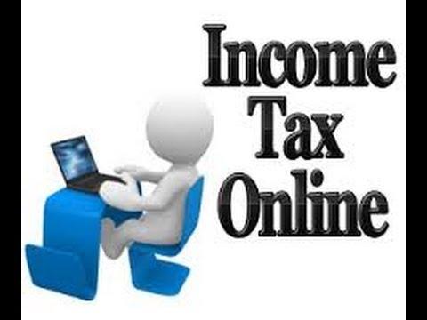 income tax e-filing (ITR 1 for salaried person)