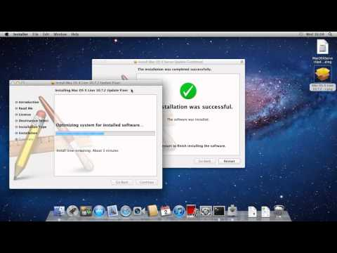 [Tutorial] How To Easily Update To Mac OS X Lion 10.7.2 On Hackintosh Or PC
