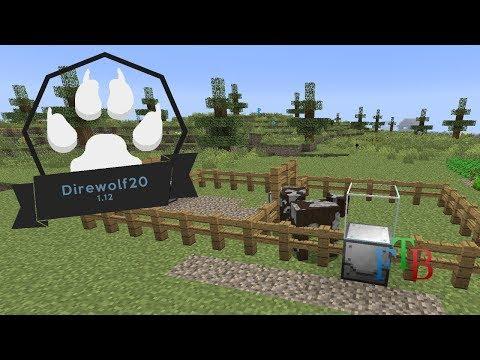 Direwolf20 1.12 | Getting Pink Slime | #5 (Modded Minecraft 1.12.2)