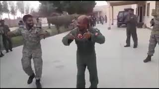 Pak Army dance - After Surgical strikes on Chita chola