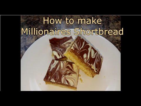 How to make Millionaires Shortbread