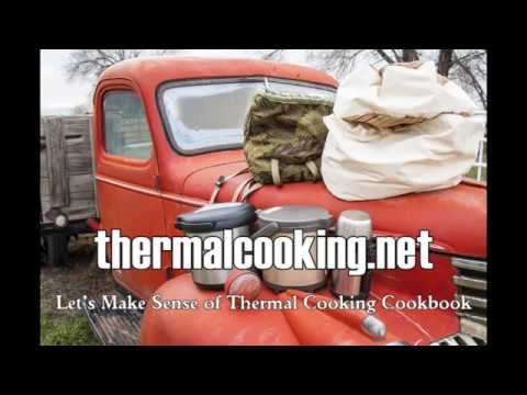 Thermal Cooker Cooking for 2
