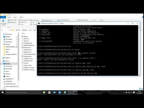 how to Root via adb
