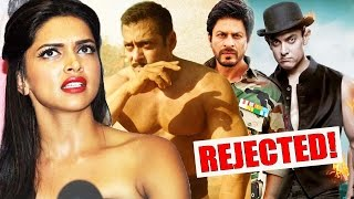 Blockbuster Films REJECTED By Deepika Padukone - Sultan, Dhoom 3, Fast and Furious 7