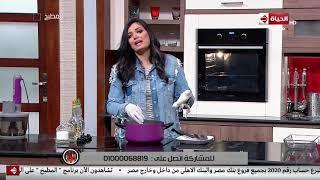 """المطبخ - طريقة عمل """" حلوى الشهد """" على طريقة الشيف أسماء مسلم"""