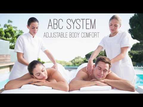 Adjustable Body Comfort System from Oakworks