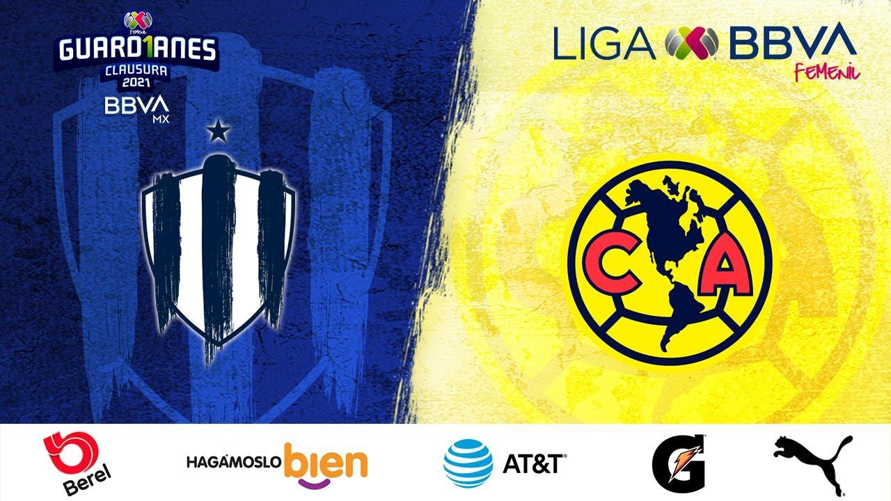Resumen Rayadas vs América | LigaBBVAMXFemenil | Guard1anes 2021 J15