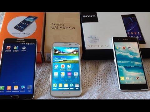 Xperia Z2 vs Galaxy S5 vs Note 3 - Camera Shootout & Comparison Pictures