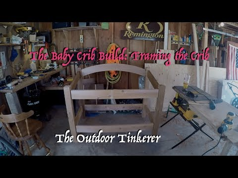 The Baby Crib Build Part 10: Framing a Crib
