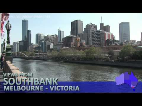 Southbank Melbourne Australia - Moving to Melbourne watch this