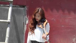 조아람 전자바이올린 연주 - 열애
