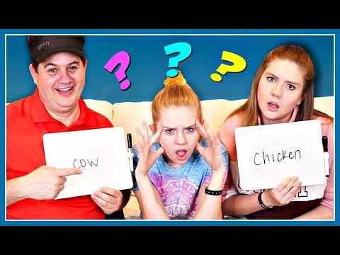 Xxx Mp4 Who Knows Me Best Challenge Dad Vs Sister Ft Totally Taylor Nessa Grace 3gp Sex