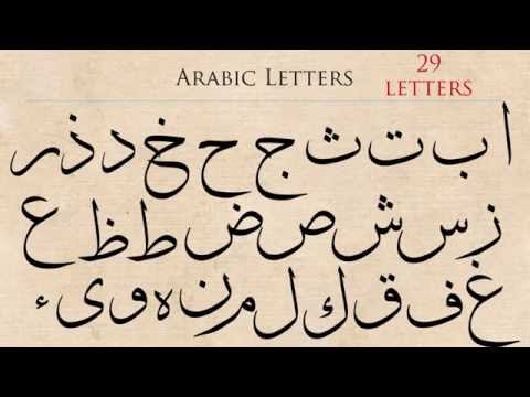 Arabic Calligraphy Course - Learning Methodology