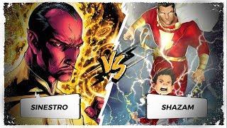 Shazam VS Sinestro + VERSUS 2.1.6