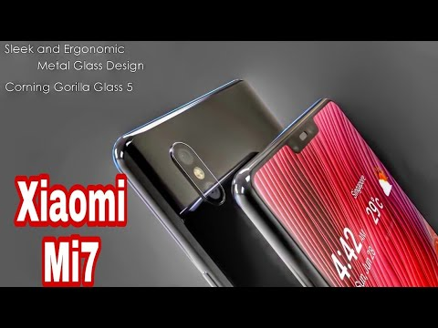Xiaomi nos presenta un concepto 2018 - Xiaomi Mi7
