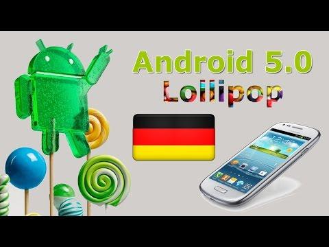 Tutorial: Android 5.0 Lollipop auf das Galaxy S3 Mini installieren (Cyanogen 12.0) [german/deutsch)